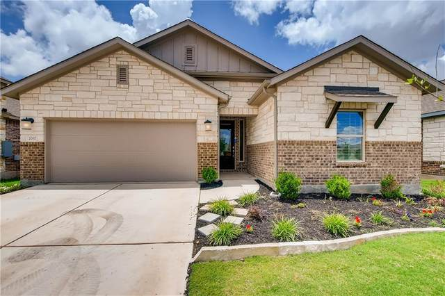 2037 Wooded Run Trl, Georgetown, TX 78628 (#8676915) :: Realty Executives - Town & Country