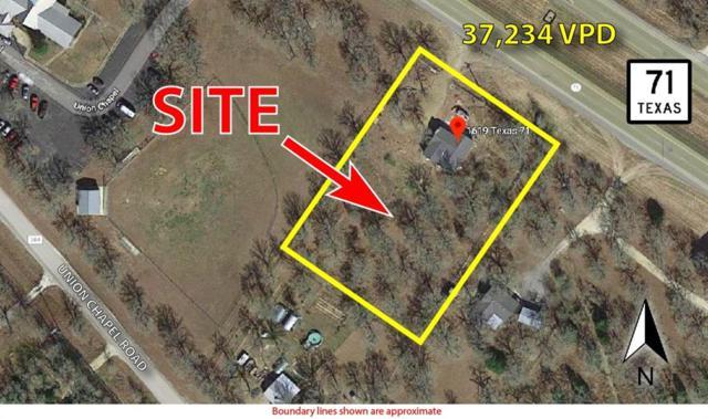 1619 State Highway 71, Cedar Creek, TX 78612 (#8677425) :: Papasan Real Estate Team @ Keller Williams Realty