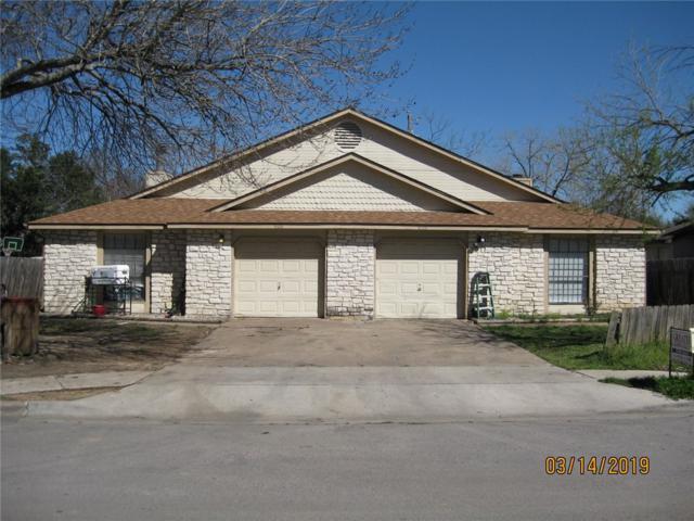 913 & 915 Ridgemont St, Round Rock, TX 78664 (#8703668) :: Zina & Co. Real Estate