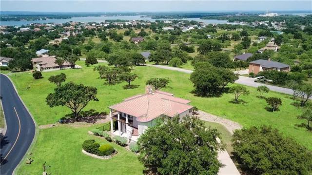 3305 Close Call, Horseshoe Bay, TX 78657 (#8706573) :: The Perry Henderson Group at Berkshire Hathaway Texas Realty