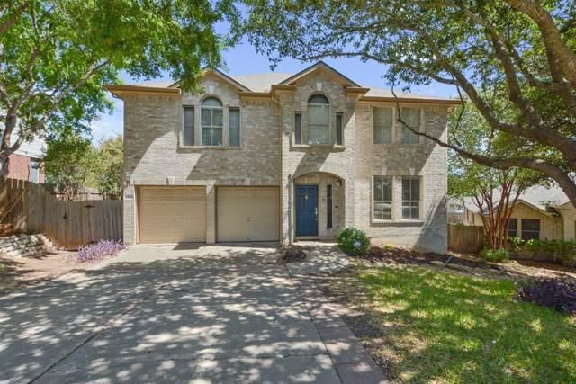 3631 Hawk Ridge St, Round Rock, TX 78665 (#8709437) :: Papasan Real Estate Team @ Keller Williams Realty