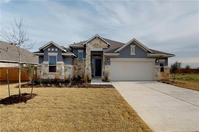 133 White Steppe Way, Georgetown, TX 78626 (#8727993) :: Azuri Group   All City Real Estate