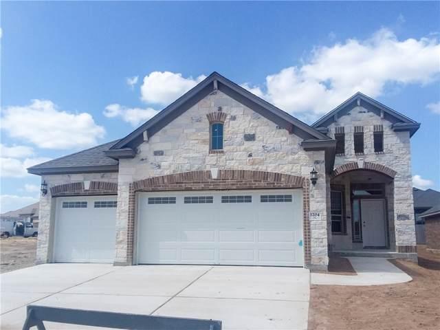 1204 Matt Ln, Round Rock, TX 78665 (#8733441) :: Papasan Real Estate Team @ Keller Williams Realty