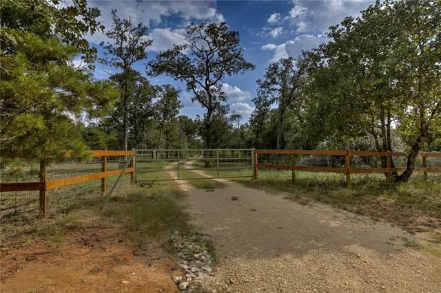 2198 Sandy Ranch Rd, Harwood, TX 78632 (#8735272) :: Realty Executives - Town & Country