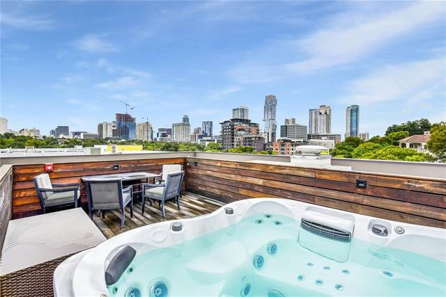 1010 W 10TH St #305, Austin, TX 78703 (#8738772) :: Zina & Co. Real Estate