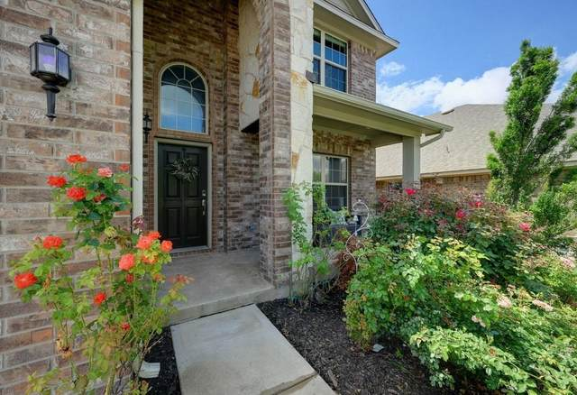 1536 Daylily Loop, Georgetown, TX 78626 (#8761397) :: Service First Real Estate