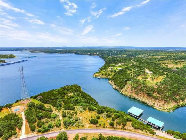 18031 Marshalls Point Dr, Lago Vista, TX 78645 (#8773547) :: RE/MAX Capital City