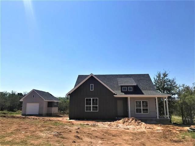 127 Buteo St, Cedar Creek, TX 78612 (MLS #8775438) :: Brautigan Realty