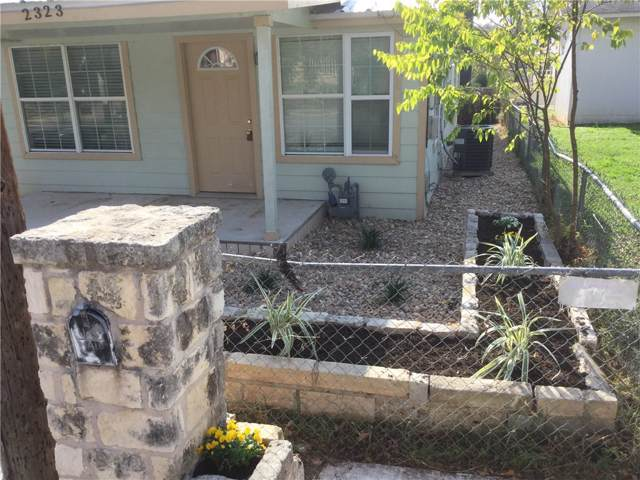 2323 Santa Rosa St, Austin, TX 78702 (#8798763) :: Papasan Real Estate Team @ Keller Williams Realty