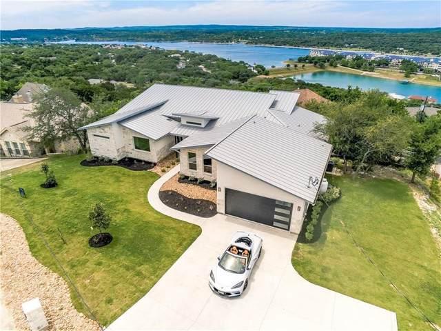 21522 Mount View Dr, Lago Vista, TX 78645 (#8802490) :: All City Real Estate
