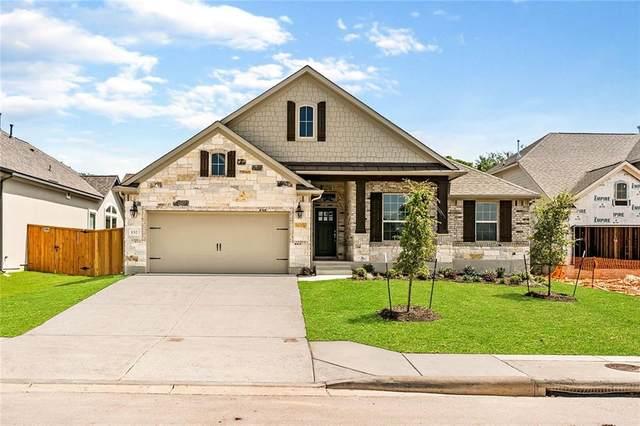 137 Rock Dock Rd, Georgetown, TX 78633 (#8803612) :: Papasan Real Estate Team @ Keller Williams Realty