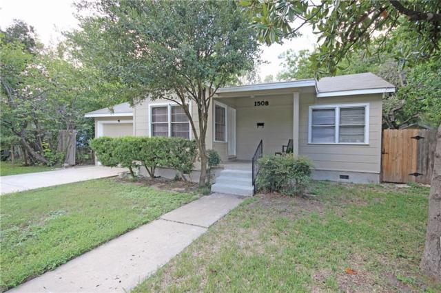 1508 Palo Duro Rd, Austin, TX 78757 (#8819056) :: Watters International