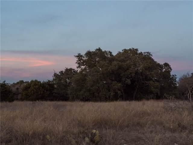 Lot 51-A Three Creeks Dr, Bertram, TX 78605 (#8832552) :: Tai Earthman | Keller Williams Realty