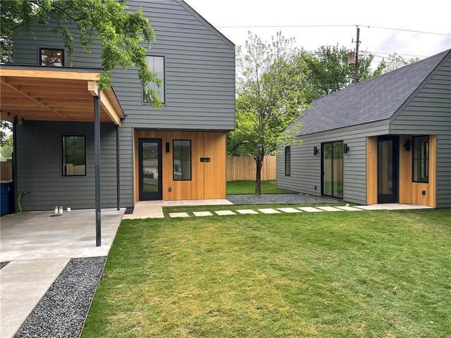 804 Philco Dr B, Austin, TX 78745 (#8833379) :: Papasan Real Estate Team @ Keller Williams Realty