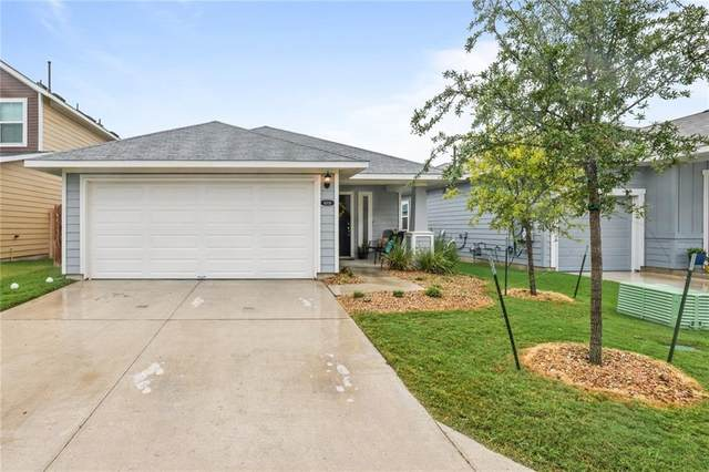 6009 Urbano Bnd #123, Round Rock, TX 78665 (#8839574) :: Front Real Estate Co.