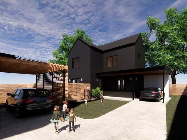 509 El Paso St B, Austin, TX 78704 (#8845400) :: Ben Kinney Real Estate Team