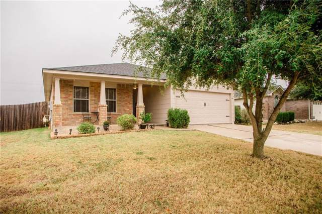 310 Mitchell Dr, Hutto, TX 78634 (#8849238) :: 12 Points Group