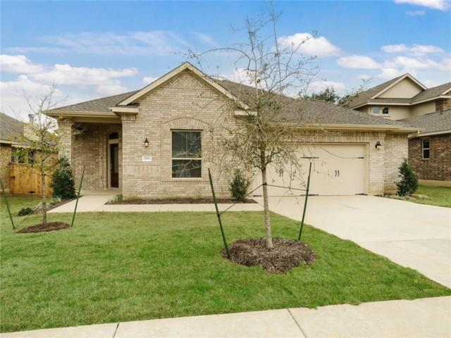 505 Scenic Bluff Dr, Georgetown, TX 78628 (#8855295) :: Magnolia Realty