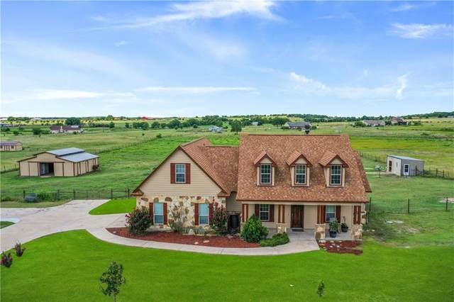 1001 County Road 153, Georgetown, TX 78626 (#8861655) :: Papasan Real Estate Team @ Keller Williams Realty