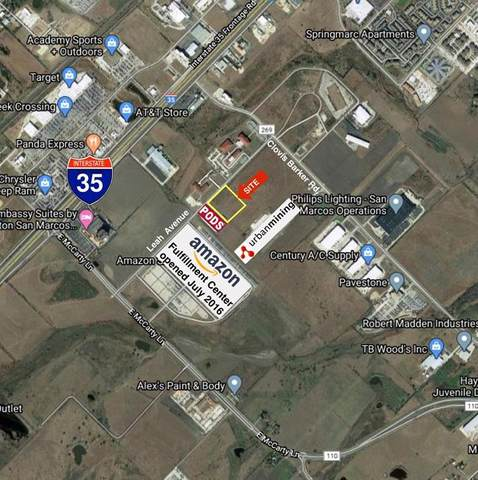 TBD Leah Ave, San Marcos, TX 78666 (#8863186) :: Zina & Co. Real Estate
