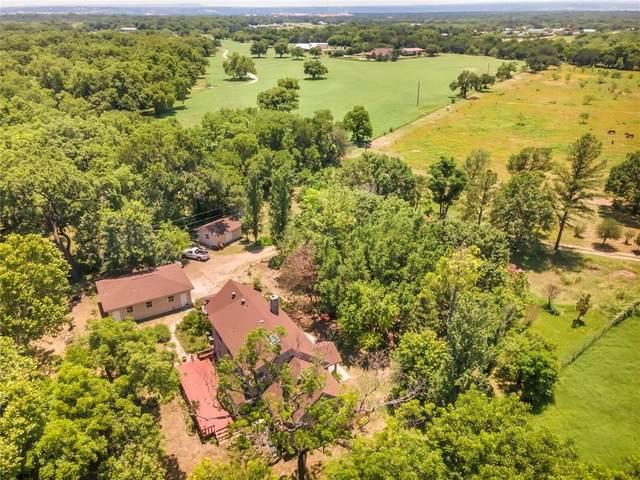 266 Fieldcrest Dr, Marble Falls, TX 78654 (#8865860) :: Papasan Real Estate Team @ Keller Williams Realty
