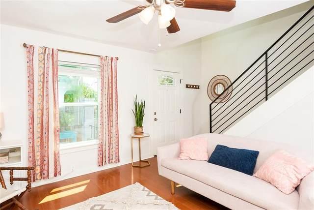 6211 Manor Rd #120, Austin, TX 78723 (#8868435) :: Lauren McCoy with David Brodsky Properties