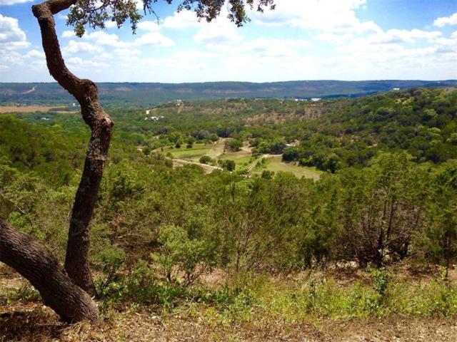 86.2708 acres of Vista Verde Path, Wimberley, TX 78676 (#8873900) :: The ZinaSells Group
