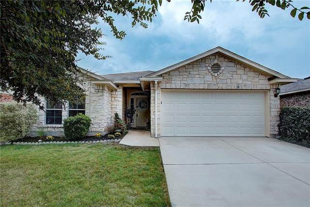 12625 James Polk St, Manor, TX 78653 (#8878906) :: Front Real Estate Co.
