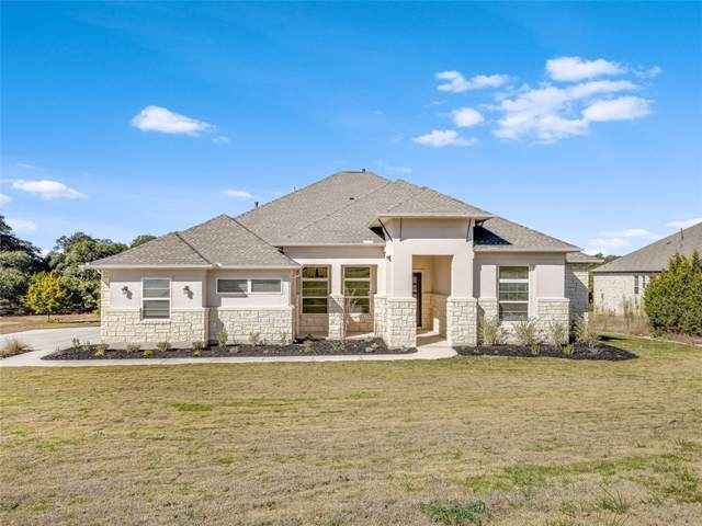 260 Hawthorne Loop, Driftwood, TX 78619 (#8886442) :: The Perry Henderson Group at Berkshire Hathaway Texas Realty