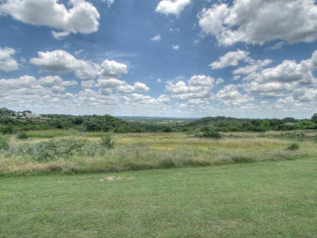 Lot 60 Canyon Vw, Burnet, TX 78611 (#8887523) :: The Perry Henderson Group at Berkshire Hathaway Texas Realty