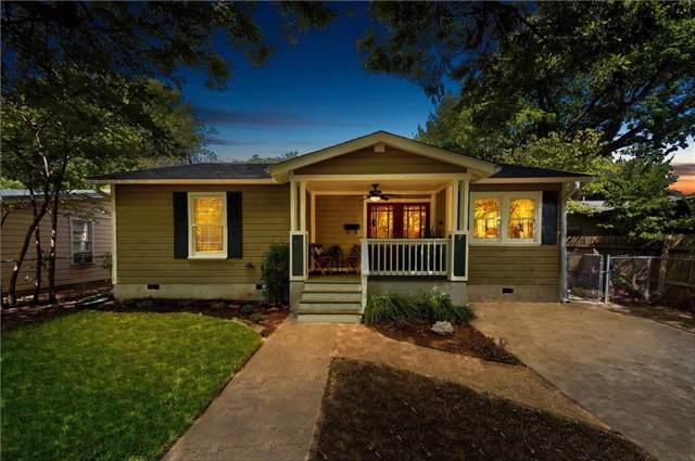 5504 Duval St, Austin, TX 78751 (#8889899) :: Ana Luxury Homes