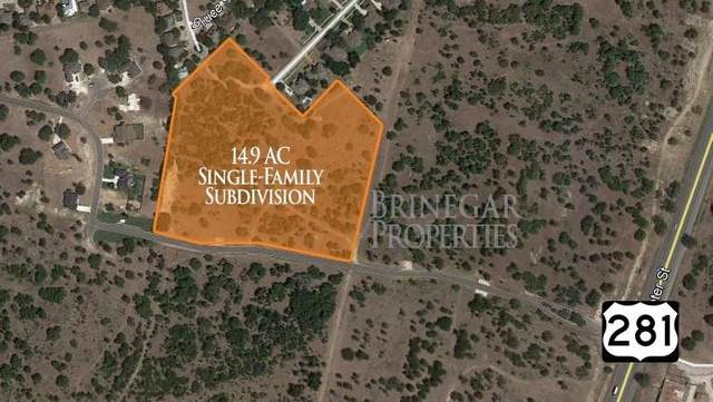 0 Honey Rock Blvd, Burnet, TX 78611 (#8891113) :: Azuri Group | All City Real Estate