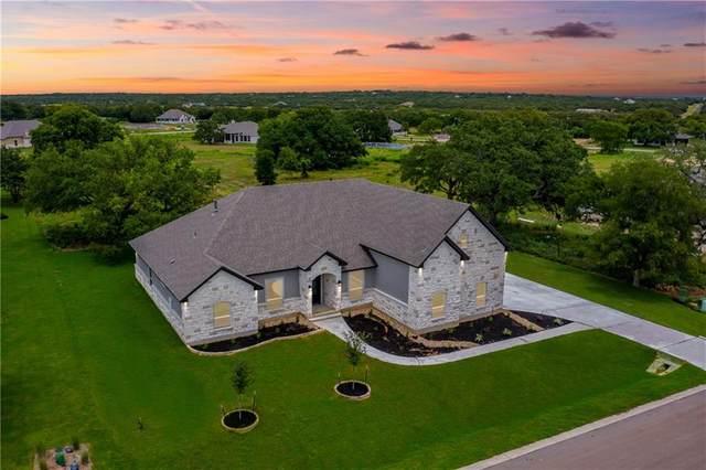 210 Miranda Way, Georgetown, TX 78633 (#8894104) :: The Perry Henderson Group at Berkshire Hathaway Texas Realty