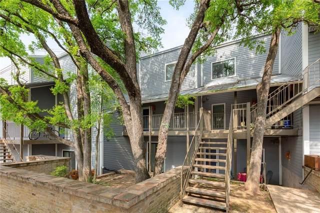 606 W Lynn St #29, Austin, TX 78703 (#8901956) :: Papasan Real Estate Team @ Keller Williams Realty