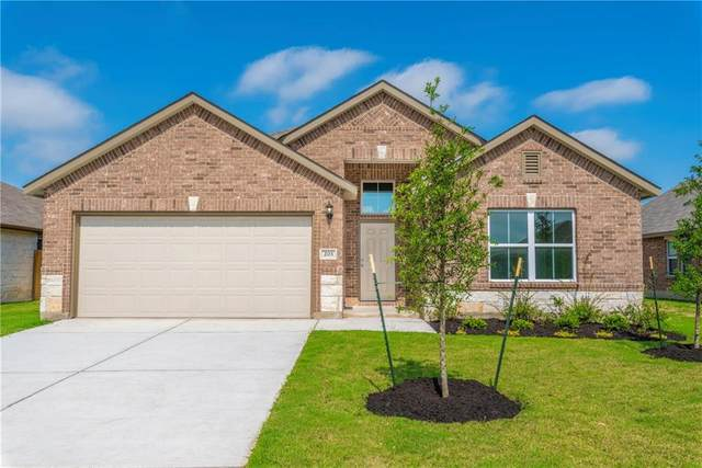 203 Colthorpe Ln, Hutto, TX 78634 (#8904636) :: The Heyl Group at Keller Williams