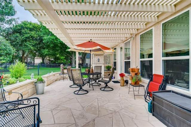139 Trail Rider Way, Georgetown, TX 78633 (#8913008) :: The Perry Henderson Group at Berkshire Hathaway Texas Realty