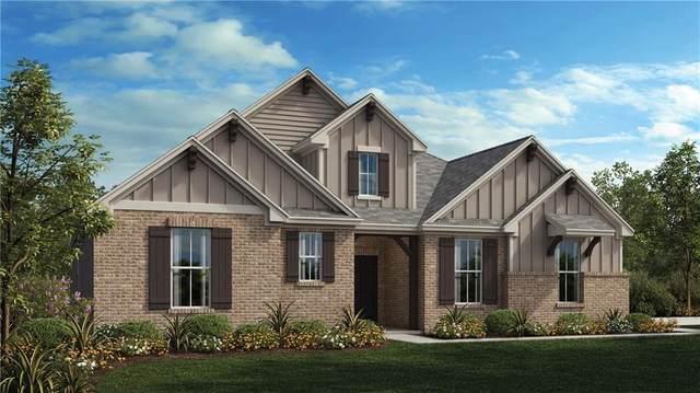 105 Soaring Wing Bnd, Cedar Creek, TX 78612 (MLS #8913163) :: Brautigan Realty