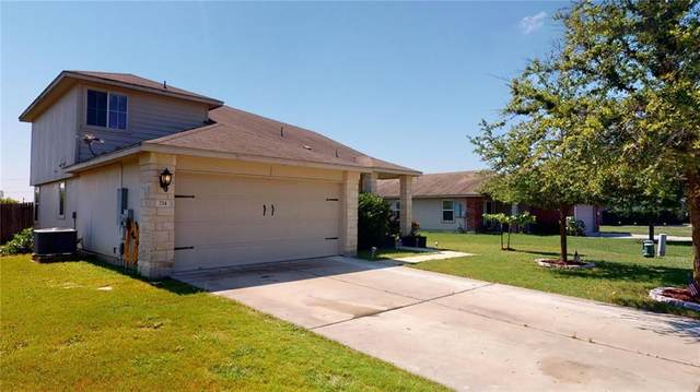 214 Lidell St, Hutto, TX 78634 (#8925262) :: Zina & Co. Real Estate