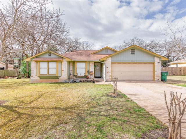 709 Grapevine Dr, Cedar Park, TX 78613 (#8925467) :: Papasan Real Estate Team @ Keller Williams Realty