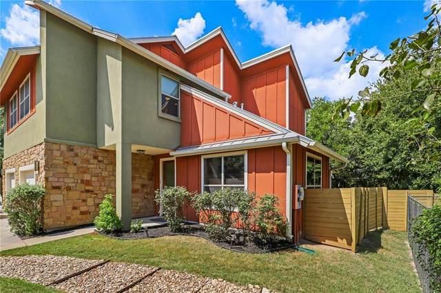 4124 Valley View Rd B, Austin, TX 78704 (#8940365) :: R3 Marketing Group