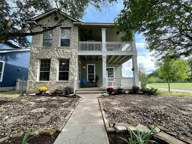 110 Hogan, Kyle, TX 78640 (#8940442) :: Papasan Real Estate Team @ Keller Williams Realty