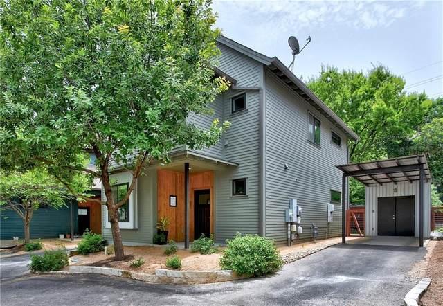 3505 Villa Ct #10, Austin, TX 78704 (#8967770) :: Lauren McCoy with David Brodsky Properties