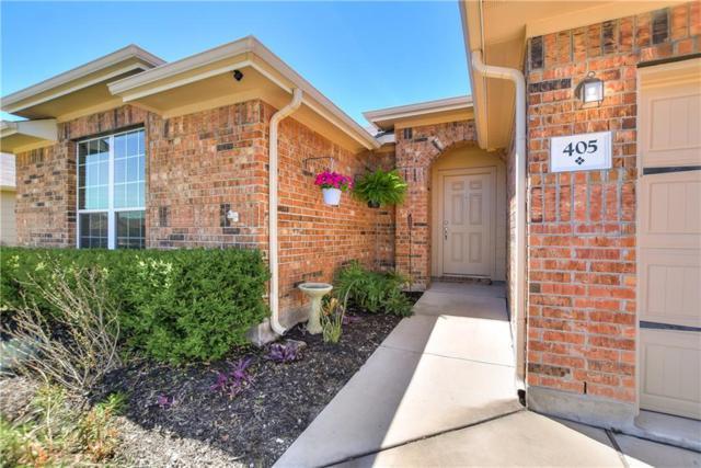 405 Hyltin St, Hutto, TX 78634 (#8979734) :: Zina & Co. Real Estate