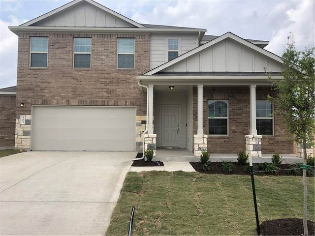 403 Baxendale St, Hutto, TX 78634 (#8985256) :: The Summers Group