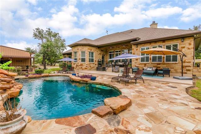 158 High River Ranch Dr, Liberty Hill, TX 78642 (#8988573) :: The Perry Henderson Group at Berkshire Hathaway Texas Realty