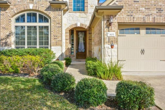 805 W Rusk Rd E, Round Rock, TX 78665 (#8992250) :: Papasan Real Estate Team @ Keller Williams Realty