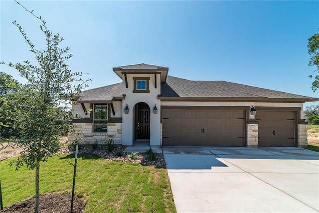 109 Scenic Hills Cir, Georgetown, TX 78628 (#9007201) :: The Summers Group
