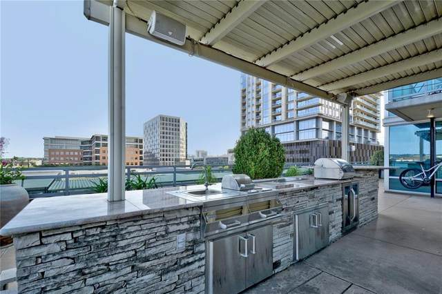 300 Bowie St #607, Austin, TX 78703 (#9012422) :: The Heyl Group at Keller Williams