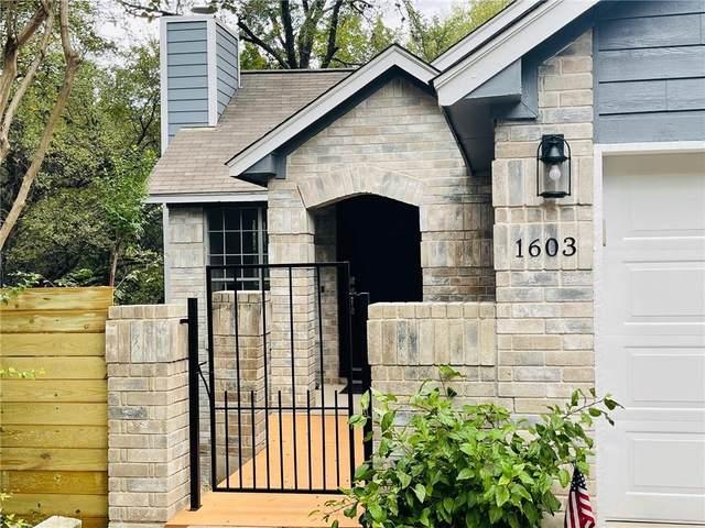 1603 Whitney Way, Austin, TX 78741 (MLS #9016400) :: Vista Real Estate