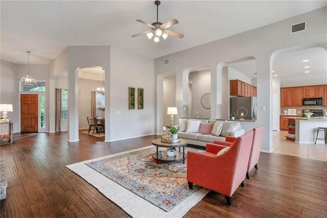 157 Enchanted Cv, Austin, TX 78737 (#9020387) :: Papasan Real Estate Team @ Keller Williams Realty